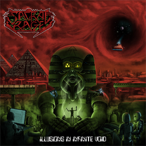 Sacral Rage - Illusions In Infinite Void
