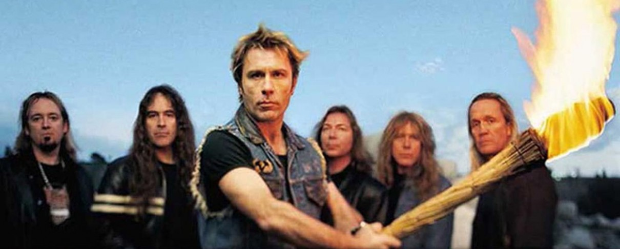 Iron Maiden: From 2000 To Eternity