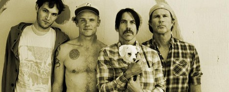 Red Hot Chili Peppers - «Play that funky music, white boy»
