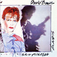 David Bowie - Scary Monsters (And Super Creeps)