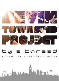Devin Townsend Project - By A Thread-Live In London