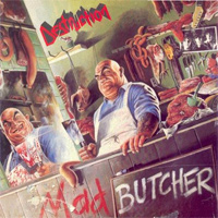Destruction - Mad Butcher (EP)