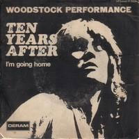 Ten Years After - I'm Going Home (Woodstock performance)