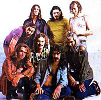 The Mothers Of Invention (Frank Zappa)