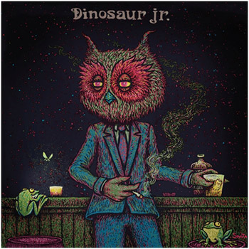 Dinosaur Jr. - Now The Fall / Ricochet