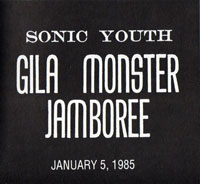 Sonic Youth - Gia Monster Jamboree [VHS]