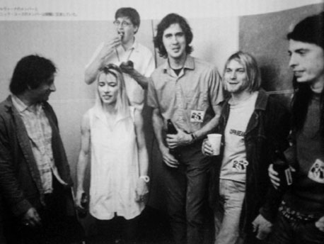 Sonic Youth & Nirvana