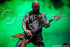 Kerry King (Slayer) @ Heavy By The Sea Festival, 01/07/13