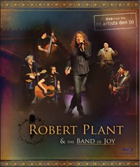 Robert Plant And The Band Of Joy: Live From The Artists Den