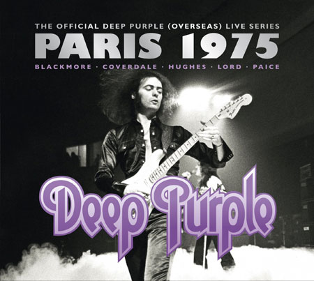 Deep Purple - Paris 1975