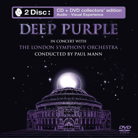 Deep Purple - Live At The Royal Albert Hall