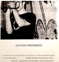 Chris Corsano / Thurston Moore / Mats Gustafsson / Bill Nace - Mother / Groundhog