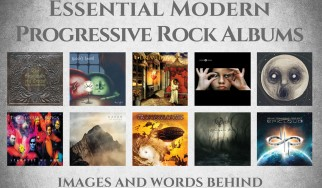 [Βιβλίο]: Essential Modern Progressive Rock Albums