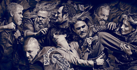 Sons Of Anarchy: Let there be blood