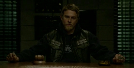 Sons Of Anarchy: The tension