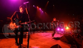 Interpol, Electric Litany @ Entertainment Stage, 07/06/11