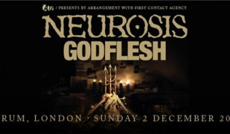 Neurosis, Godflesh @ HMV Forum (Kentish Town, Λονδίνο), 02/12/12