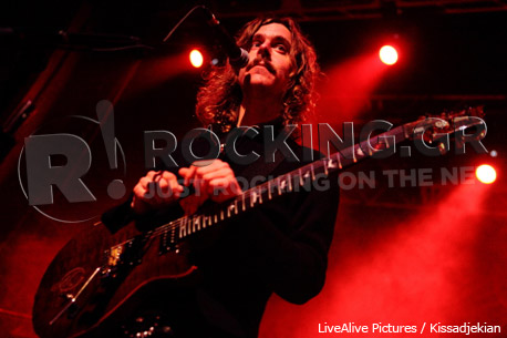 Opeth, Athens, Greece, 04/03/2012