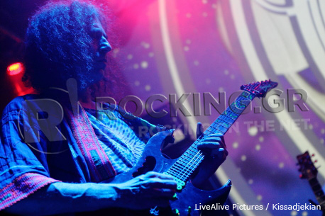 Ozric Tentacles, Athens, Greece, 17/05/12