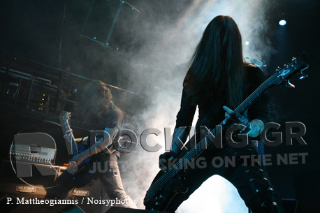Septicflesh, Athens, Greece, 07/01/2012