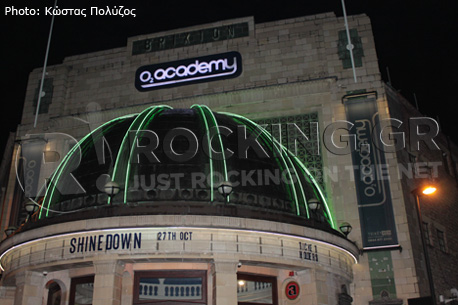 O2 Brixton Academy, London