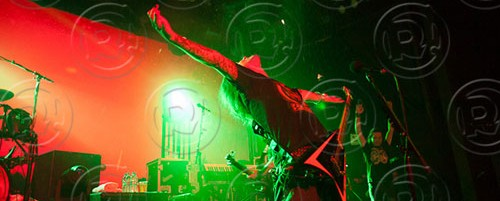 Children Of Bodom, Decapitated, Medeia @ Gagarin 205, 16/11/13
