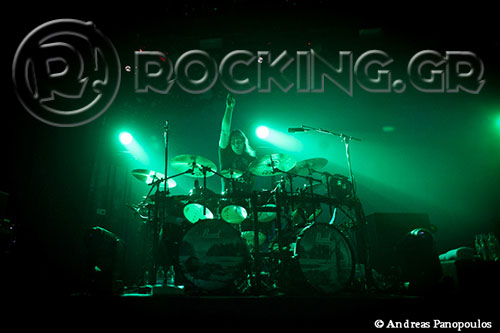 Children Of Bodom, Athens, Greece, 16/11/13