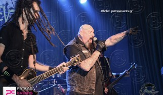 Paul Di'Anno, Sorrowful Angels, Mahakala, Quadra @ Μικρός Πρίγκιπας, Πάτρα, 28/09/13