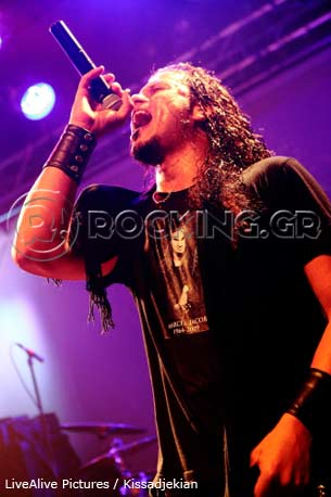 Jeff Scott Soto, Athens, Greece, 26/04/13