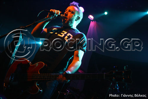 Peter Hook And The ight, Thessaloniki, Greece, 07/12/13