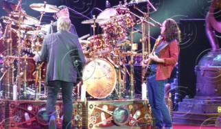 Rush @ The O2 Arena (Λονδίνο), 24/05/13
