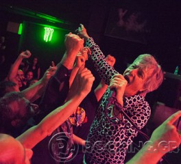 The Fleshtones, Dirty Fuse, The Statycs @ Gagarin 205, 05/06/14