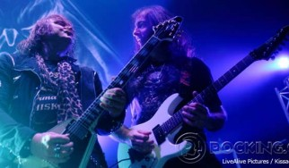Gamma Ray, Rhapsody Of Fire @ Stage Volume 1, 29/03/14