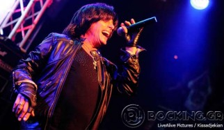 Joe Lynn Turner, George Gakis & The Troublemakers @ Κύτταρο Club, 13/04/14