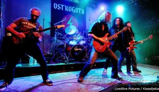 Ostrogoth, Black Trip, Dream Weaver, Strikelight, Valor, Litany, Crystal Winds @ Κύτταρο Club, 11/05/14