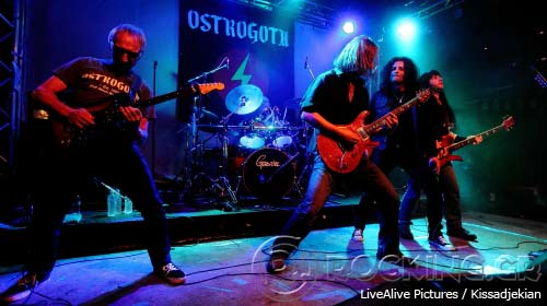 Ostrogoth, Athens, Greece, 11/05/14