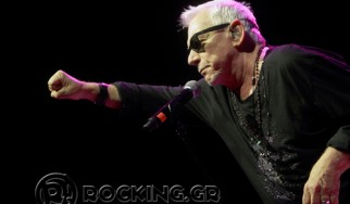Rockwave Festival: Eric Burdon, The Godfathers, Active Member, Νικήτας Κλιντ Moriginal & Fleck κ.ά. @ TerraVibe Park, 11/07/14
