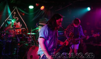 Stoned Jesus, Half Gramme Of Soma, The Curf @ An Club, 22/06/14