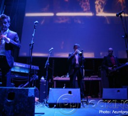 Tuxedomoon @ Stage Volume 1, 05/06/14