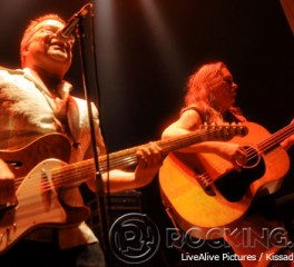 Violent Femmes @ Stage Volume 1, 16/06/14