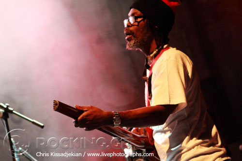 Lee 'Scratch' Perry, Athens, Greece, 04/12/14