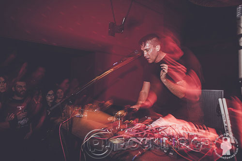 Xiu Xiu, Athens, Greece, 09/11/14