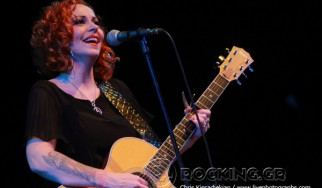 Anneke van Giersbergen, Jaded Star @ Τριανόν, 17/05/15