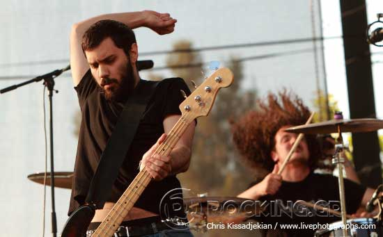 1000mods @ Rockwave Festival, Athens, Greece, 30/05/15