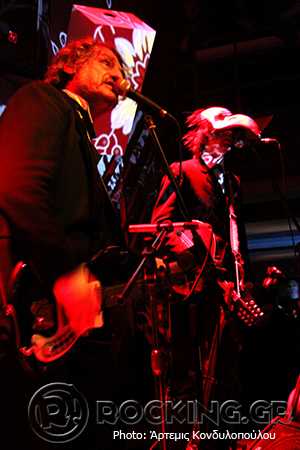 The Dead Brothers, Athens, Greece, 17/01/15