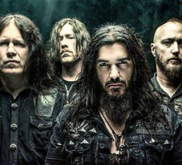 Machine Head @ Βοτανικός Live Stage, 26/09/15