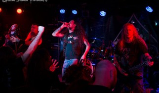Malevolent Creation, Grave, Soulskinner @ An Club, 11/11/15