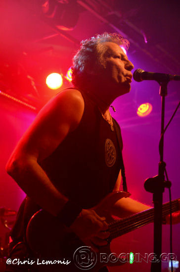 Crying Steel, Athens, Greece, 27/09/15