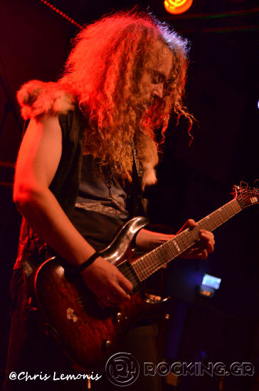 Lord Fist, Athens, Greece, 27/09/15