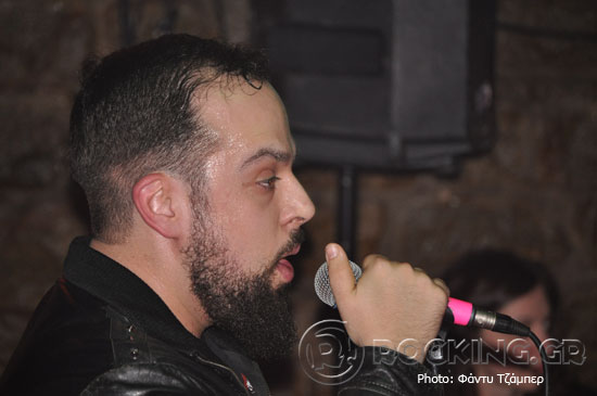 Black Soul Horde, Agrinio, Greece, 28/02/15